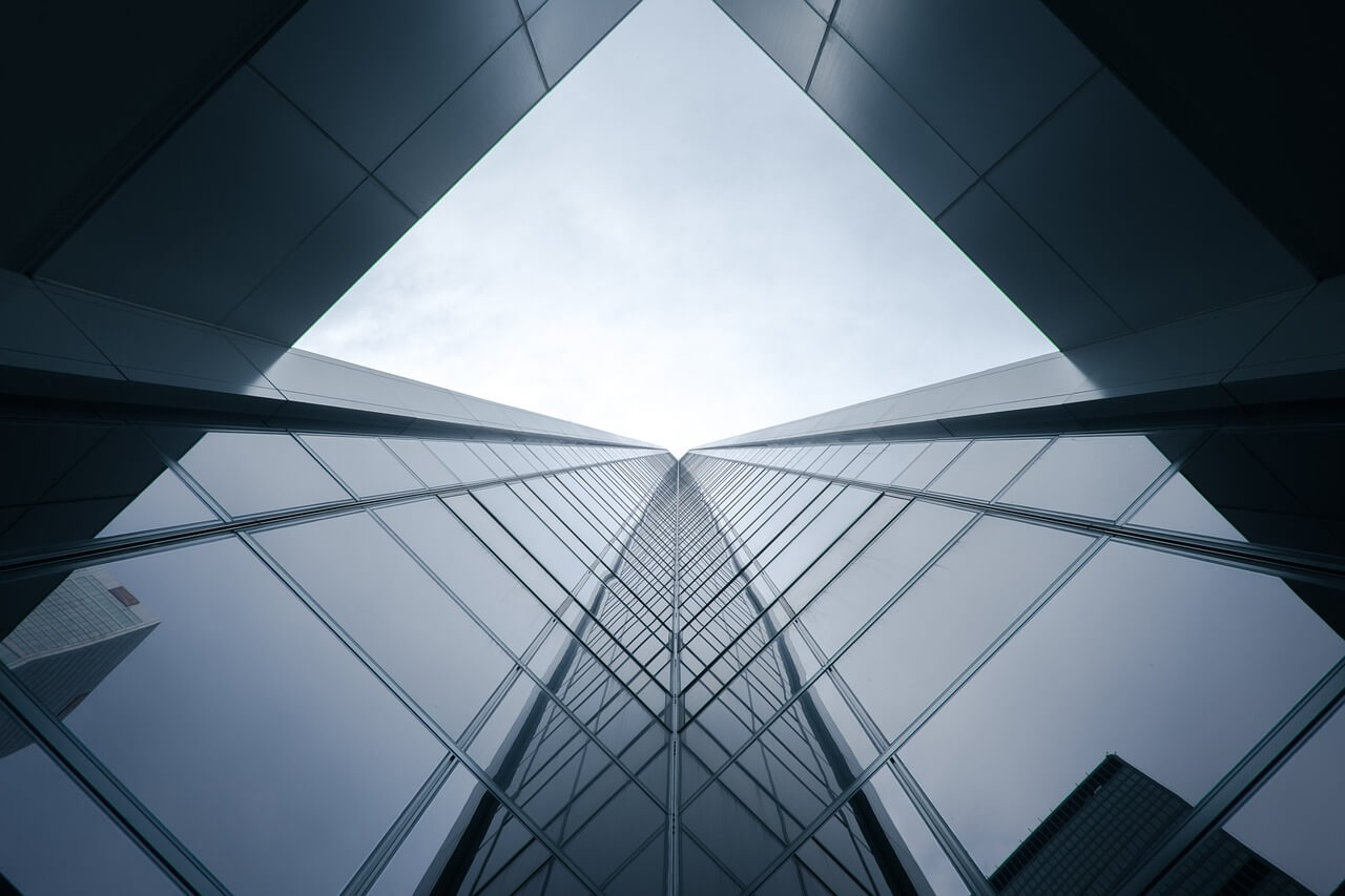 architecture, perspective, modern