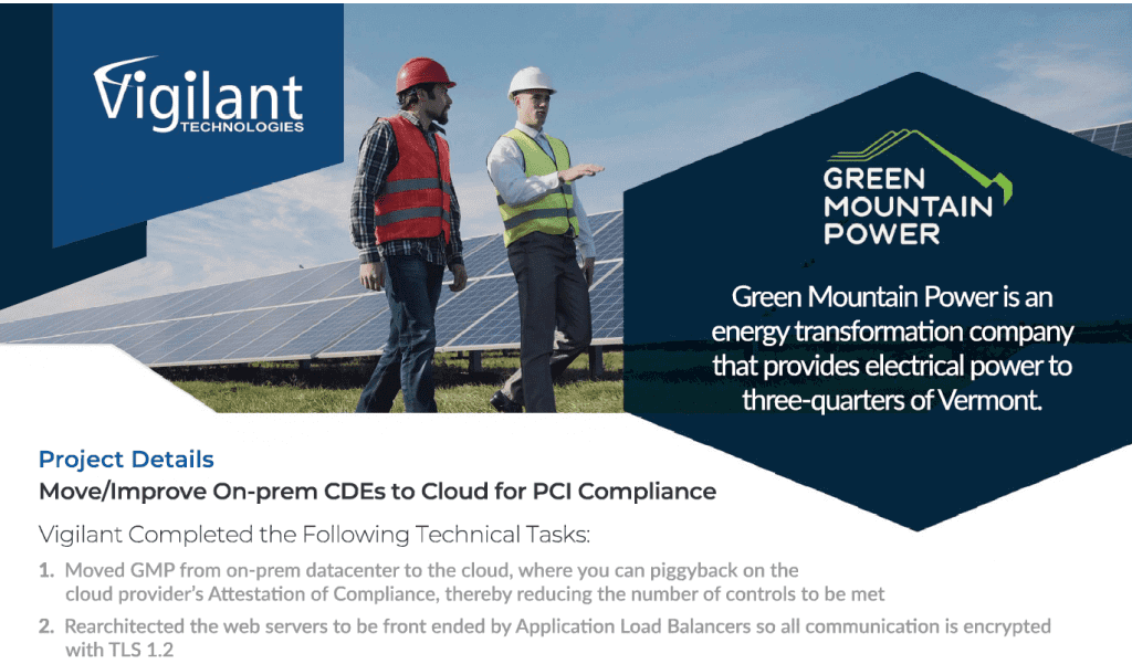 PCI Compliance Case Study