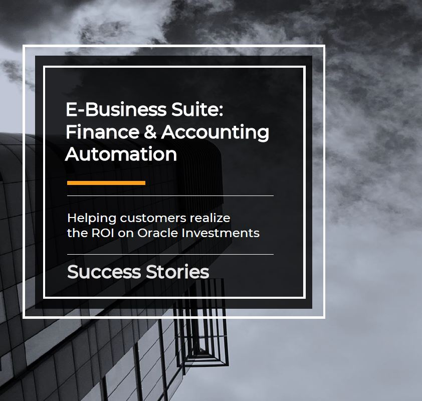 Process Automation Success Stories | E-Business Invoice, Payables Processing, Invoice Processing using ABBY, Stock Order Processing using Robotic Process Automation, RPA